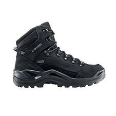 Turistická obuv Lowa Renegade GTX Mid Man - black