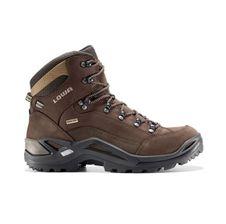 Osvedčený kožený model najvyššej kvality Turistická obuv Lowa Renegade GTX  Mid Man - brown 30701c3a6e