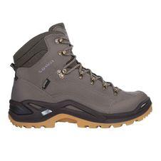 Turistická obuv Lowa Renegade GTX Mid Man - stone/dark brown
