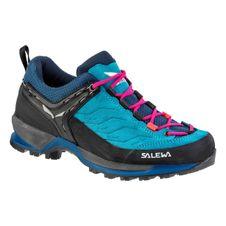 Turistická obuv Salewa WS MTN Trainer - blue sapphire/red plum