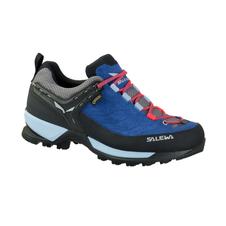 Turistická obuv Salewa WS MTN Trainer GTX - dark denim/papavero