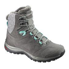 Turistická obuv Salomon Ellipse Winter GTX - castor grey/belluga/biscay green