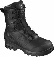 Turistická obuv Salomon Toundra Pro CSWP - Black/Black/Magnet