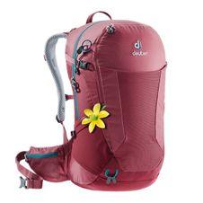 Turistický batoh Deuter Futura 26 SL - cardinal/cranberry