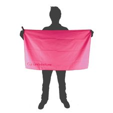 Uterák SoftFibre Trek Towel Advance Pink - Large