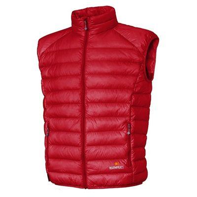 Vesta Warmpeace Drake Vest - red