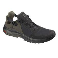 2e0f2d4e8 Voľnočasová obuv Salomon Techamphibian 4 - black/beluga/castor grey
