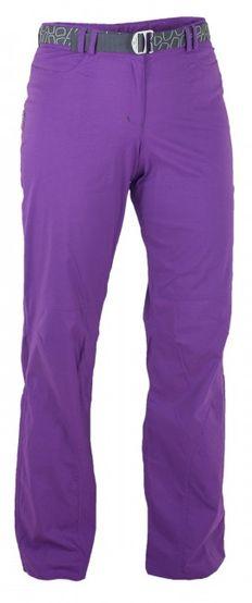 Nohavice Warmpeace Astoria - violet