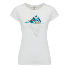 Zajo Alisa W T-shirt SS - biela