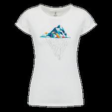 Tričko Zajo Alisa W T-shirt SS - sea salt