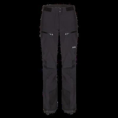 Nohavice Zajo Annapurna W Pants - čierna