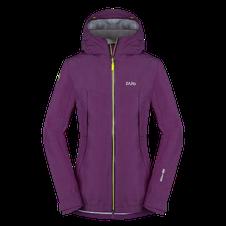 Nepremokavá bunda Zajo Arosa Neo W Jkt - dark purple