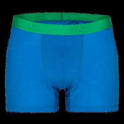 Termoprádlo Zajo Bjorn Merino Shorts - modrá