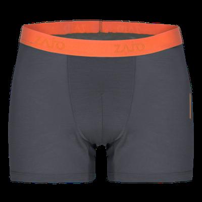 Termoprádlo Zajo Bjorn Merino Shorts - sivá