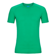 Termoprádlo Zajo Bjorn Merino Tshirt SS - zelená