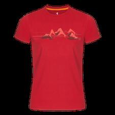 Tričko Zajo Bormio T-shirt SS - chilli mountains