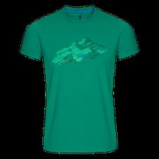 Tričko Zajo Bormio T-shirt SS - grass green nature