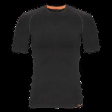 Tričko Zajo Contour M SS - čierna