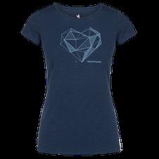Tričko Zajo Corrine W T-shirt SS - navy blue