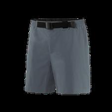 Krátke nohavice Zajo Fiss Shorts - sivá