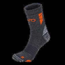 Ponožky Zajo Heavy Outdoor Socks Neo - sivá