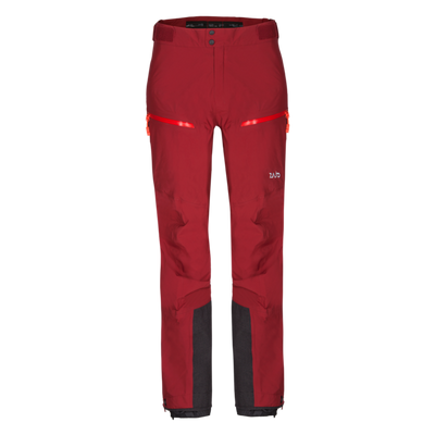 Nohavice Zajo Karakorum Neo Pants - červená