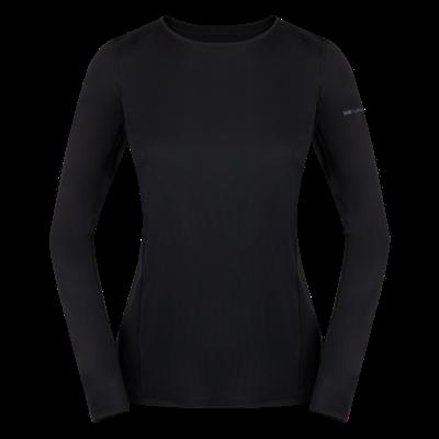 Termoprádlo Zajo Litio W T-shirt LS - black