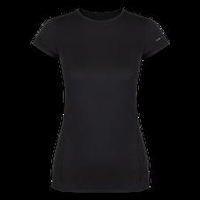 Termoprádlo Zajo Litio W T-shirt SS - black