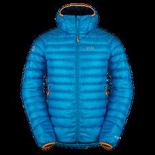Páperová bunda Zajo Lofer Jkt - greek blue 45aa9ba4dff