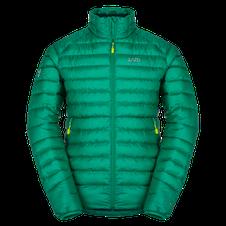 Páperová bunda Zajo Lofer NH Jkt - golf green