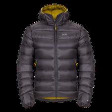 Páperová bunda Zajo Moritz Jkt - žltá
