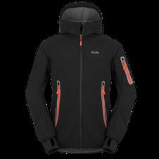 Softshellová bunda Zajo Sphere Neo Jkt - čierna