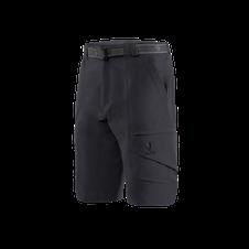 Krátke nohavice Zajo Steyr Shorts - sivá