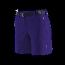 Krátke nohavice Zajo Tabea W Shorts - fialová