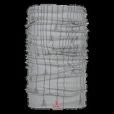 Multifunkčná šatka Zajo Unitube - glacier gray darts