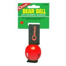 Zvonček na medvede - červená