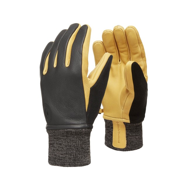 Rukavice Black Diamond Dirt Bag Gloves - black - XL
