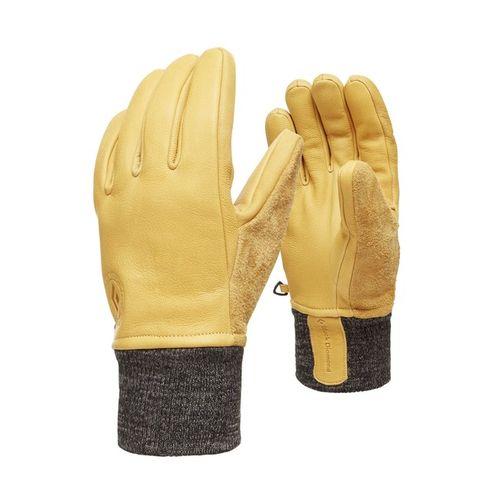 Rukavice Black Diamond Dirt Bag Gloves - natural