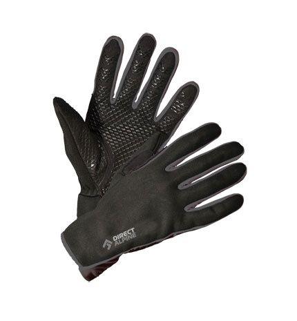 Rukavice Directalpine Skisport 1.0 - black/grey