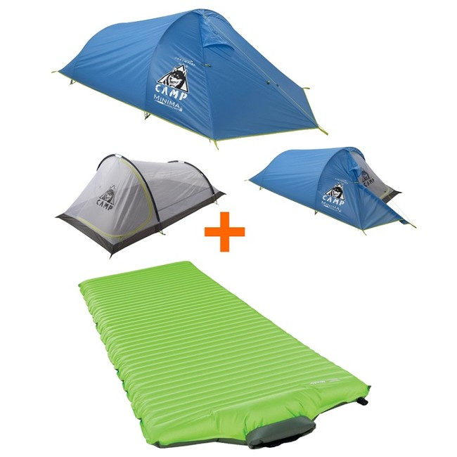 Set Camp Minima 2 SL + Thermarest NeoAir All Season SV 2017