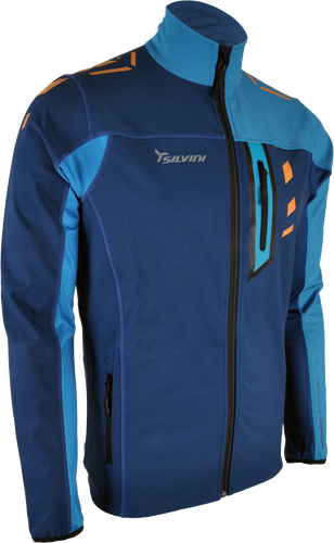 Softshellová bunda Silvini Casino MJ701 - XL