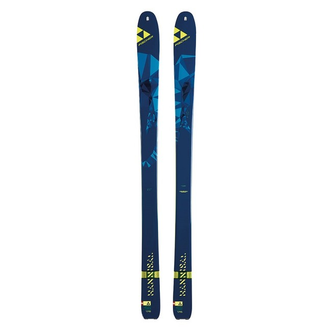 Skialpinistické lyže Fischer Hannibal 96 17 18  4e260a821d4