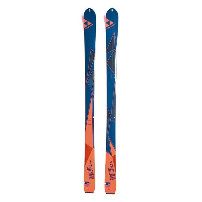 Skialpinistické lyže Fischer Transalp 88 17 18  2a070fbf3dc