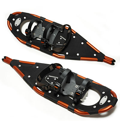 Snežnice WARP Easy Step - oranžová