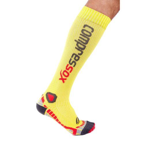 Sport Fun Compressox - žlté