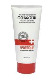 Sportique chladivý krém cooling cream 100ml