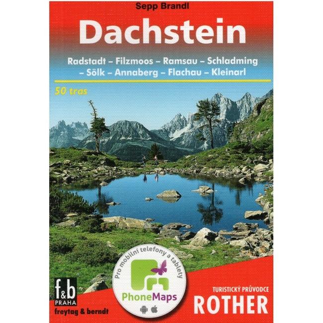 Sprievodca Rother - Dachstein