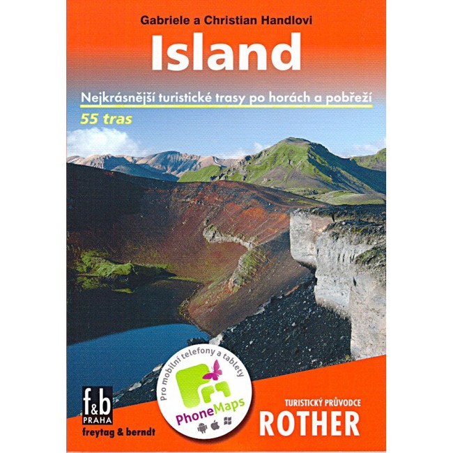 Sprievodca Rother - Island