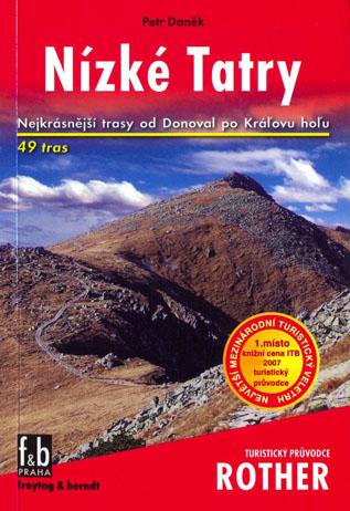 Sprievodca Rother - Nízke Tatry