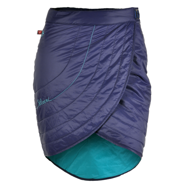 47d913a01e3e Sukňa Silvini Ballone WS1106 - navy turquoise
